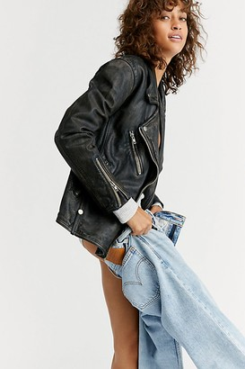 We The Free Jealousy Leather Moto Jacket