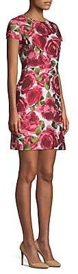 Michael Kors Women's Brocade Shift Dress