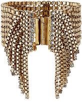 Elizabeth Cole Antique Chain Fringe Bracelet