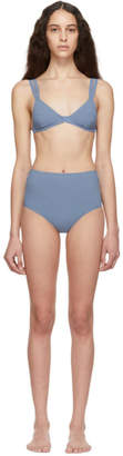 WARD WHILLAS Blue Ines and Wyatt Bikini