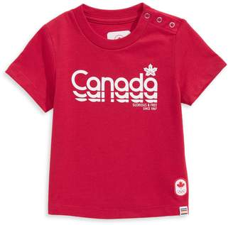 Canadian Olympic Team Collection Baby's Canada Print Tee