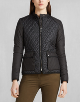 Belstaff Randall Quilted Jacket Black