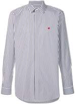 Givenchy striped long-sleeve shirt