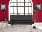 Asstd National Brand Serta Niles Faux-Leather Sleeper Sofa