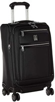 Travelpro Platinum(r) Elite - 21 Expandable Carry-On Spinner (Shadow Black) Luggage