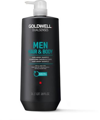 Goldwell Dualsenses Mens Hair & Body Shampoo 1000Ml
