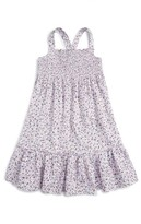 Kate Spade Girl's Smocked Cover-Up Dress