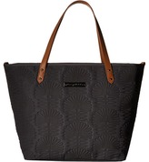 Petunia Pickle Bottom Embossed Downtown Tote
