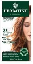 Light Copper Blonde 8R Herbatint Hair Color by Herbatint (4.5floz Hair Color)