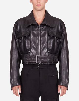 Dolce & Gabbana Bullskin Jacket