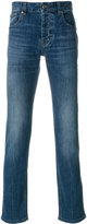 Ami Alexandre Mattiussi stonewashed slim-fit jeans