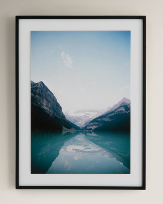 """clear Four Hands Art Studio """"Crystal Photography Print on Photo Paper Framed Wall Art"""
