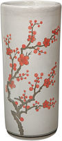 Oriental Furniture 18 Cherry Blossom Umbrella Stand