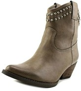 Very Volatile Lunet Women Us 8 Gray Western Boot.