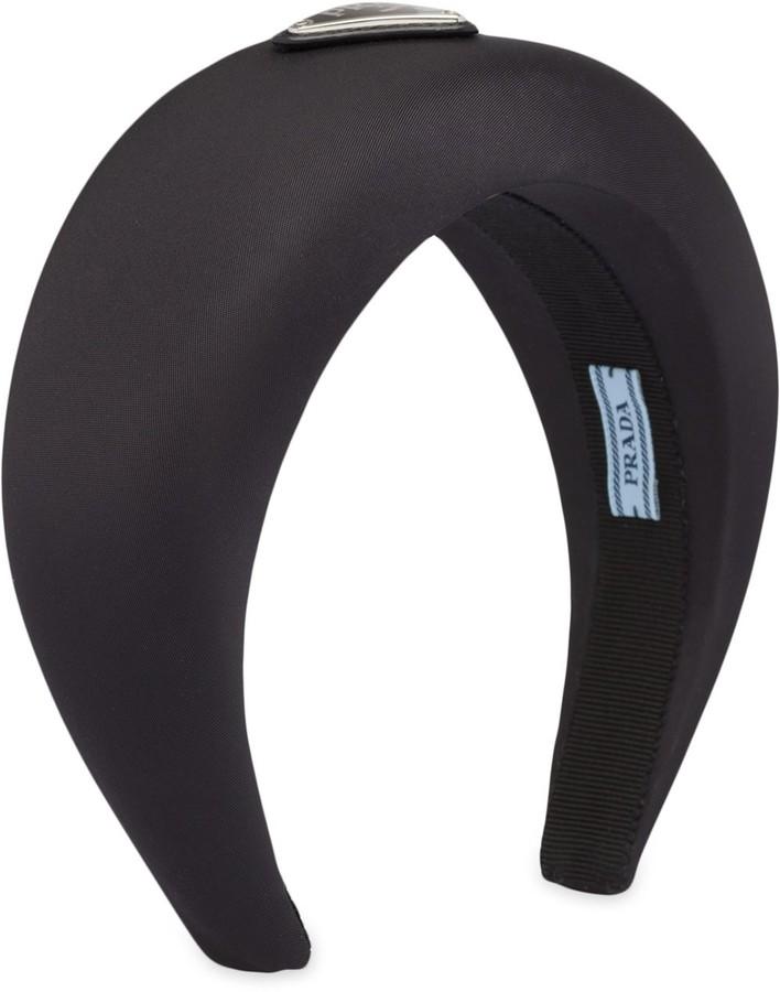 Prada wide headband