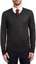 Hugo Boss Hugo By Hugo Boss Sancarlo Jumper, Charcoal