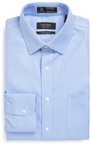 Nordstrom Men's Smartcare(TM) Traditional Fit Solid Dress Shirt