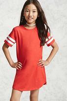 Forever 21 Girls T-Shirt Dress (Kids)