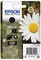 Epson Daisy T1811 XL Inkjet Printer Cartridge, Black