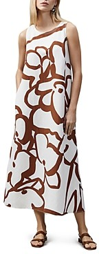 Lafayette 148 New York Ross Midi Dress