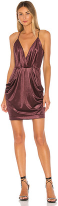 BCBGeneration Drape Pocket Cami Dress