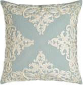 "Callisto Home Rienzo 22""Sq. Pillow with Quilting Detail"