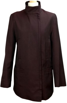 Calvin Klein Red Coat for Women