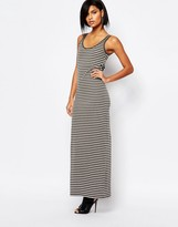 Vero Moda Stripe Maxi Dress