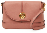 Marc Jacobs Turn-Lock Small Messenger Crossbody