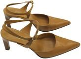 Gucci Beige Patent leather Sandals