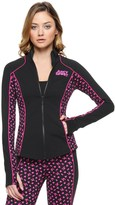 Juicy Couture Compression Fitted Jacket