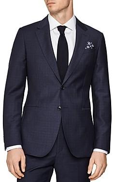 Reiss Muffato Textured Regular Fit Blazer