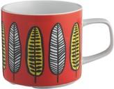 Freda leaf mug