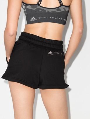 adidas by Stella McCartney Drawstring Running Shorts