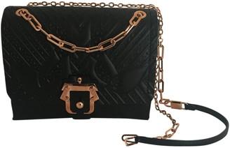 Paula Cademartori Black Leather Handbags