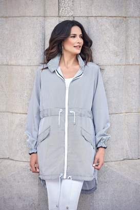 Katherine Barclay Spring Stripe Jacket