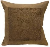 Joseph Abboud Laser Cut Paisley Square Throw Pillow