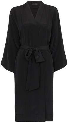 Märta Larsson Rossellini silk kimono robe