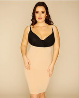 Yours Clothing Nude Seamless Control Under Bust Full Slip