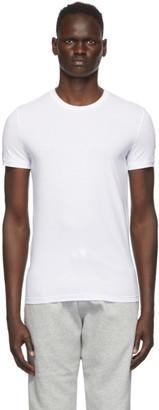 Ermenegildo Zegna White Crewneck T-Shirt