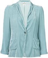 Forte Forte velvet blazer - women - Silk/Viscose - 0