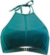 Kiwi Green Bra Swimsuit Glamour GREEN