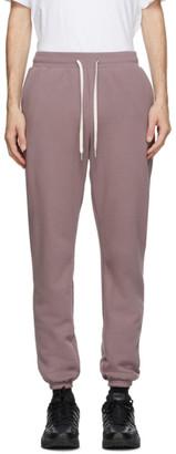John Elliott Purple LA Lounge Pants