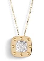 Roberto Coin Women's 'Pois Moi' Diamond Pendant