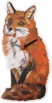 Domestic Renard Fox Wall Clock