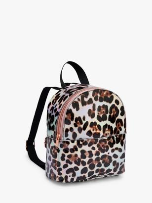 Stych Children's Leopard Backpack, Multi