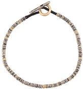 M. Cohen barcode bracelet