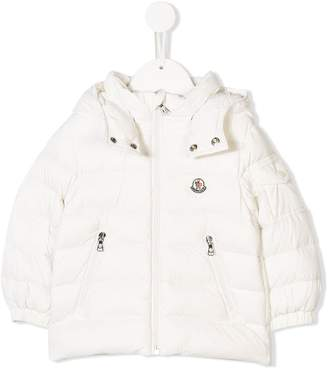 Moncler Jules down jacket with detachable hood
