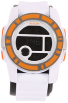 Nixon Star Wars - Silicone Unit BB-8 40mm Watch