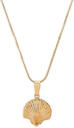 Paradigm Scallop Necklace